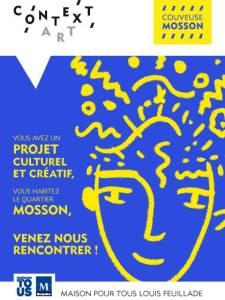 LA COUVEUSE MOSSON DE CONTEXT'ART
