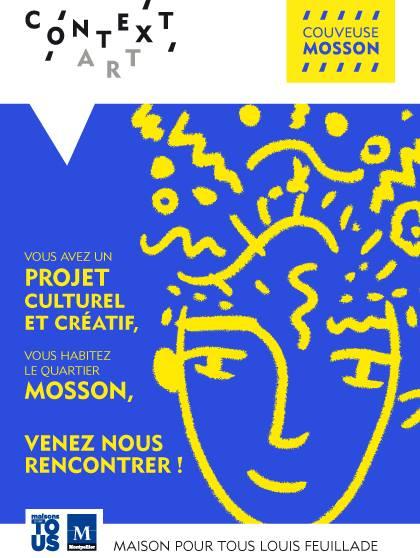 Montpellier, quartier Mosson : la couveuse accueille votre projet culturel et créatif à la MPT Louis Feuillade