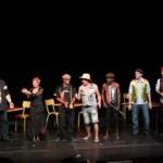 So Saloon: création juin 2014, théâtre de la Passerelle, Ile de Thau, Sète