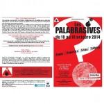 Programme Palabrasives 2014