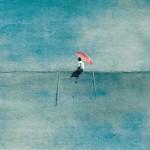 Le funambule © Sylvie Huet