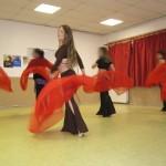 Loly Danse-cours danse orientale ados-adultes 2