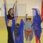 Loly Danse-cours danse orientale enfants 2