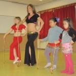 Loly Danse-cours danse orientale enfants 3