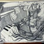 Pou et sa musique