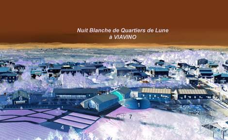 """Nuit Blanche à Viavino """" samedi 12 septembre 2015 de 20h à minuit Pôle oenotouristique de Saint Christol"""