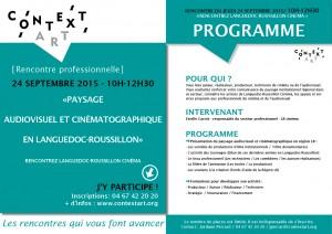invitation renc pro LR cinéma-240915