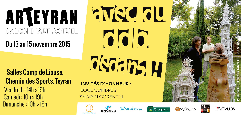 Débit De Beau au salon d'art actuel de Teyran – 13/15 novembre 2015