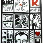 Graphiks - tribute to Keith Haring