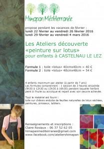 Les Ateliers A5 fev 2016