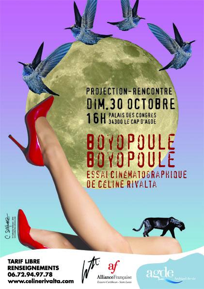Boyopoule Boyopoule – projet d'essai cinématographique – Avant première le 30 octobre prochain – Cap d'Agde