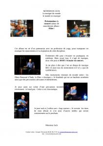 presentationConcert