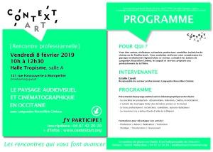 Rencontre professionnelle avec Languedoc-Roussillon Cinéma