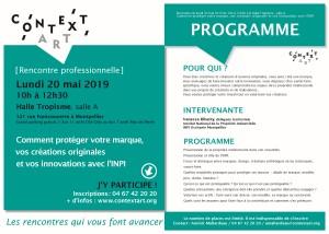 Rencontre professionelle INPI 2019
