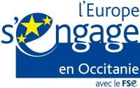 Logo FSE Europe Occitanie